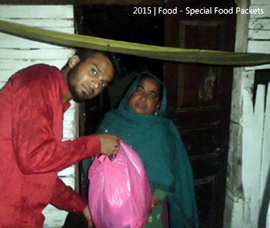 Special Food Packets